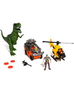 Hamleys Dino Valley Giant T-Rex Attack Playset
