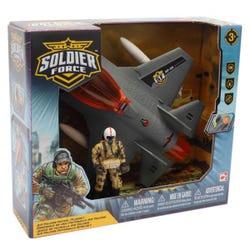 Hamleys Solider Force Air Falcon Patrol Playset