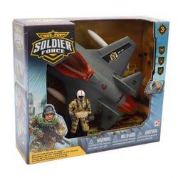 Hamleys Soldier Force Desert Tank Playset