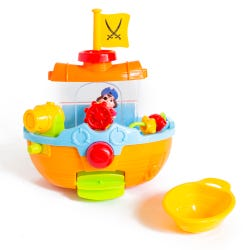 Hamleys Light N Sound Activity Pirate Boat