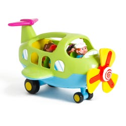 Hamleys Light N Sound Activity Plane