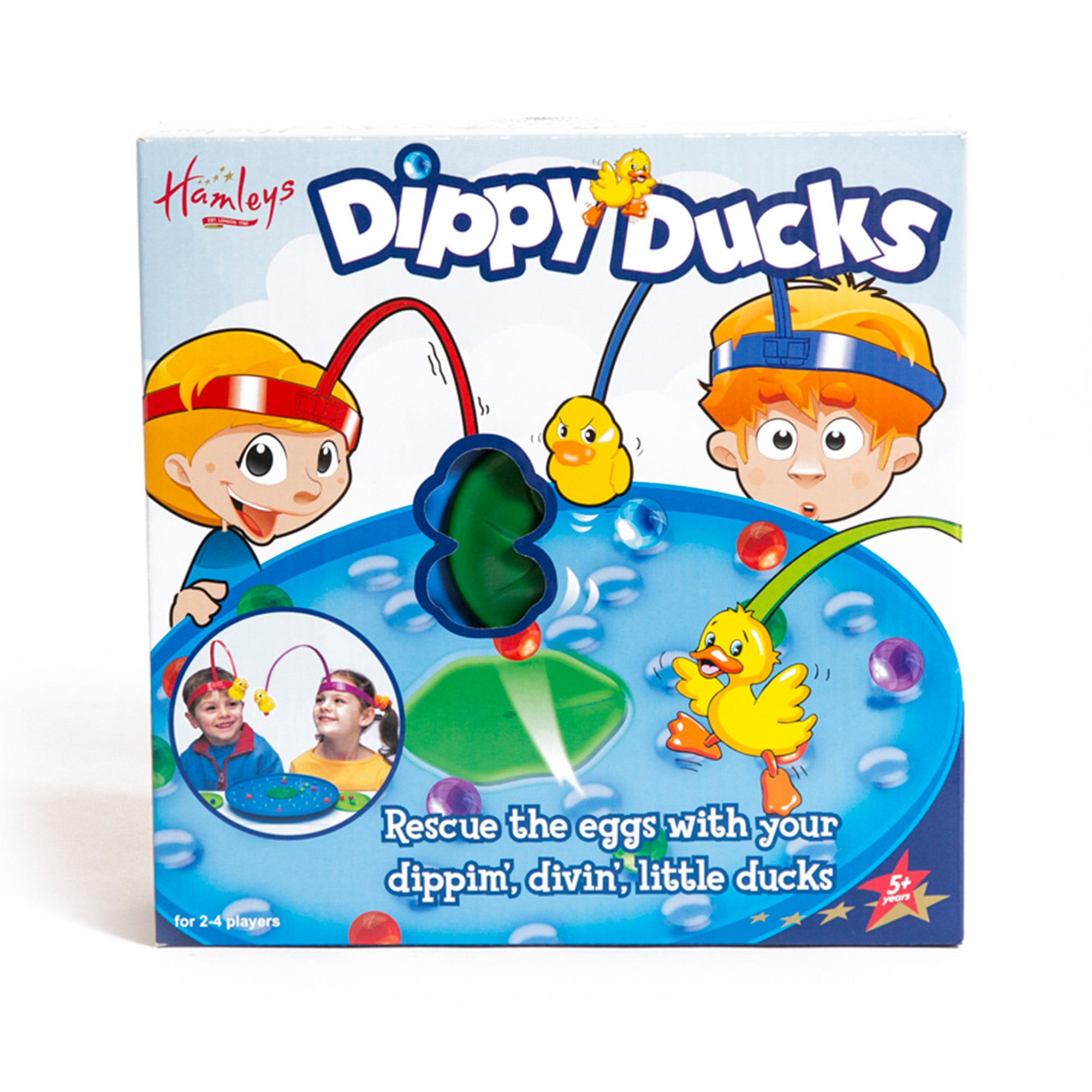 Hamleys DIPPY DUCKS