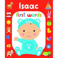 First Words Isaac