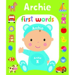 First Words Archie