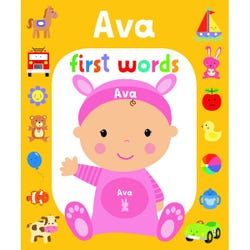 First Words Ava