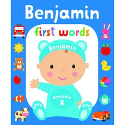 First Words Benjamin