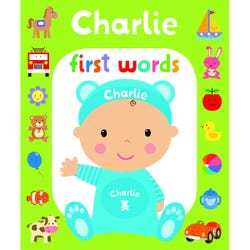 First Words Charlie
