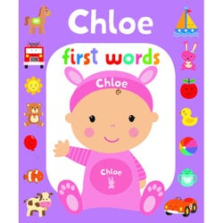 First Words Chloe