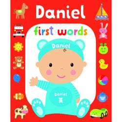 First Words Daniel