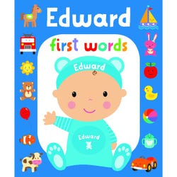 First Words Edward