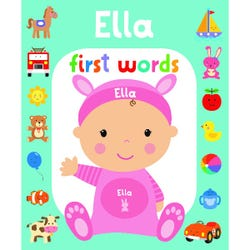 First Words Ella