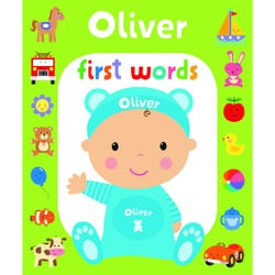 First Words Oliver