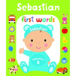 First Words Sebastian