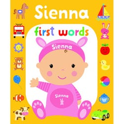 First Words Sienna