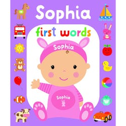 First Words Sophia