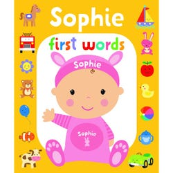 First Words Sophie