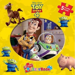 Toy Story 4 First Puzzle Book