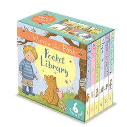 Winnie The Pooh Pocket Library