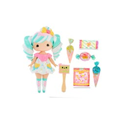 Secret Crush Sundae Swirl 13-Inch Large Doll With Mini Doll Best Friend