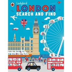 Ladybird Search & Find London