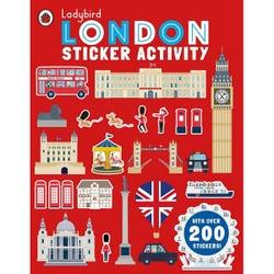 Ladybird Sticker Activity London