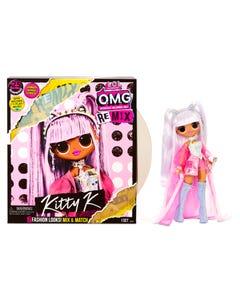 LOL Surprise OMG Remix Kitty K – 25 Surprises