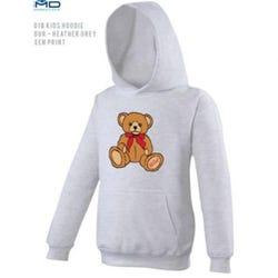 Hamleys Kids Hoodie Design 3-4 Sports Grey