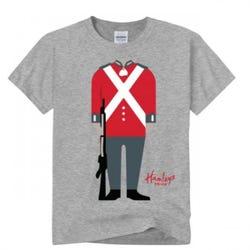 Hamleys T-Shirt Guard 7-8 Grey