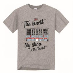 Hamleys T-Shirt Sketch 5-6 Grey