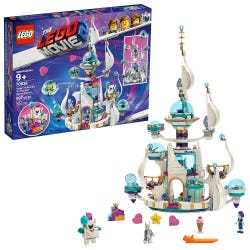 LEGO Movie Queen Watevra's ?So-Not-Evil' Space Pala