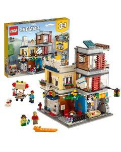 LEGO Creator Townhouse Pet Shop & Caf?