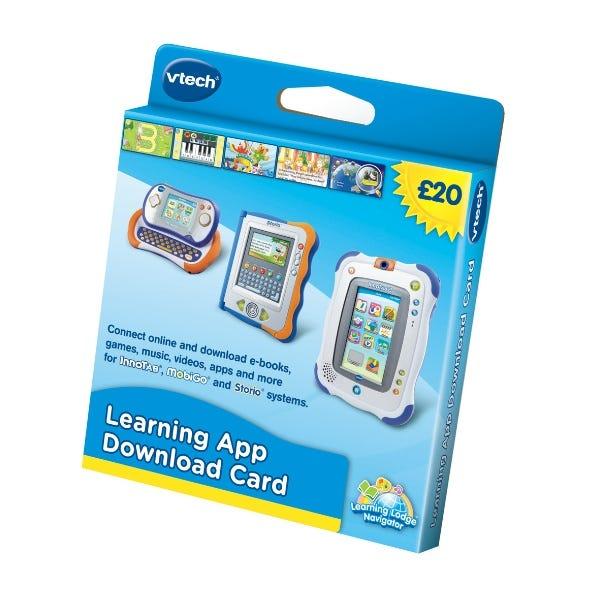 Vtech ?20 App Card