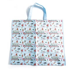 Hamleys Seasonal Print Large Shopper Bag