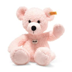 Steiff Lotte Teddy Bear (Pink)