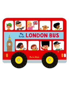 Whizzy Wheels My First London Bus Book