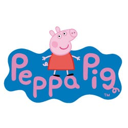 Ravensburger Peppa Pig Christmas 32pc Jigsaw Puzzle with Door Hanger