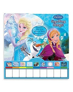Disney Piano Book Frozen