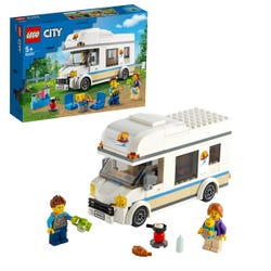 LEGO City Great Vehicles Holiday Camper Van Toy Car 60283