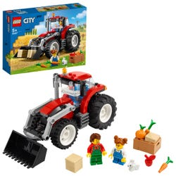 LEGO City Great Vehicles Tractor Toy & Farm Set 60287