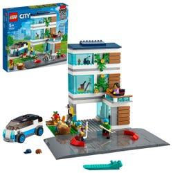 LEGO City Community Family House Modern Building Set 60291
