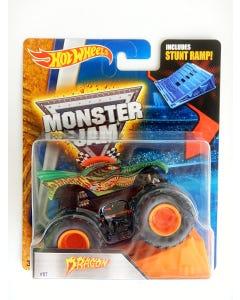 Monster Jam Truck Dragon