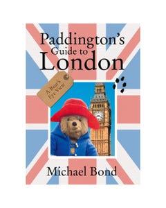 Paddington Bear Guide To London Book