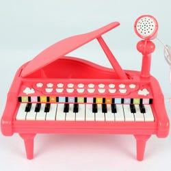 Tabletop Piano (Pink)
