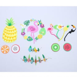 Jack In The Box Aloha Summer 7-In-1 Craft Kit