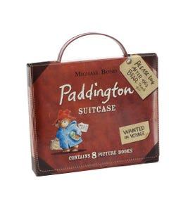 Paddington Suitcase Book