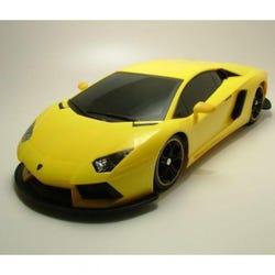 Ralleyz 1:10 2.4 GHz Lamborghini Aventador Yellow