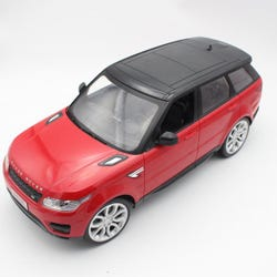 Ralleyz 1:10 2.4 GHz Land Rover Red