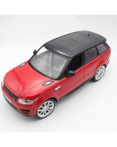 Ralleyz 1:10 2.4 GHz Land Rover Red