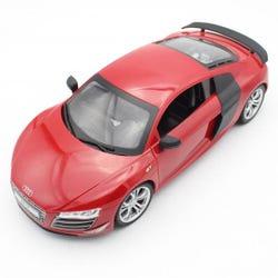 Ralleyz 1:14 2.4 GHz Audi Red