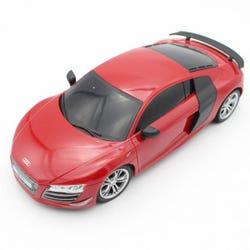 Ralleyz 1:18 27 MHz Audi Red